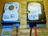 Hardisk ATA dan SATA