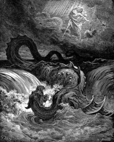Mysterious Entities Described In The Holy Bible