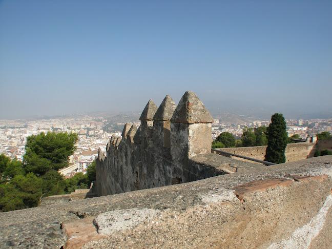 El Castillo de Gibralfaro, Malaga