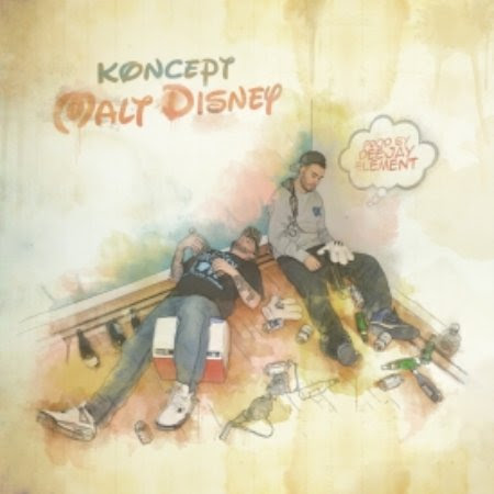 Konceot - Malt Disney