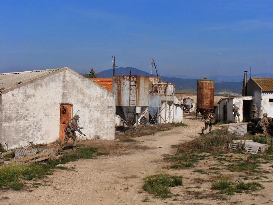 EL SANTUARIO. Fotos de la partida. 13-04-14 P4130004