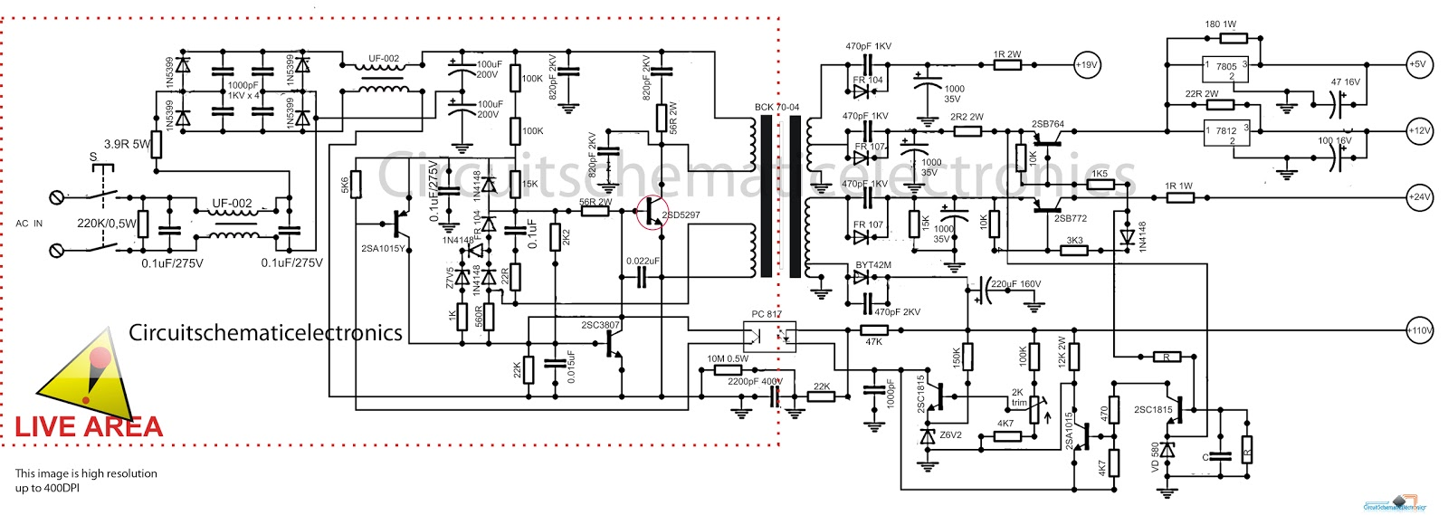 colour television circuit diagram enthusiast wiring diagrams u2022 rh  rasalibre co colour television circuit diagram free download Samsung TV  Circuit ...