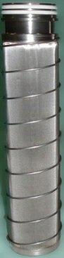 Ανταλλακτικό φίλτρου κενού Tandem για γεμιστικά Enolmatic, κατάλληλο για φιλτράρισμα λαδιού, λικέρ, σιροπιού, χυμών