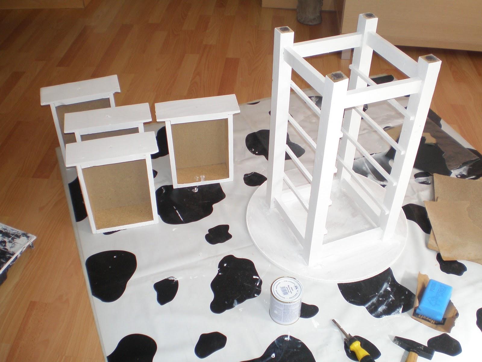 Decora facil y barato mesa camilla for Como reciclar una mesa