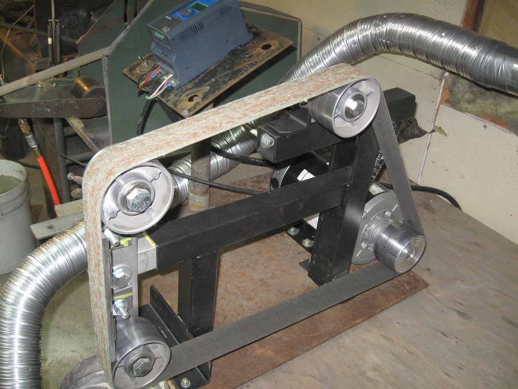 2x42 belt grinder attachment
