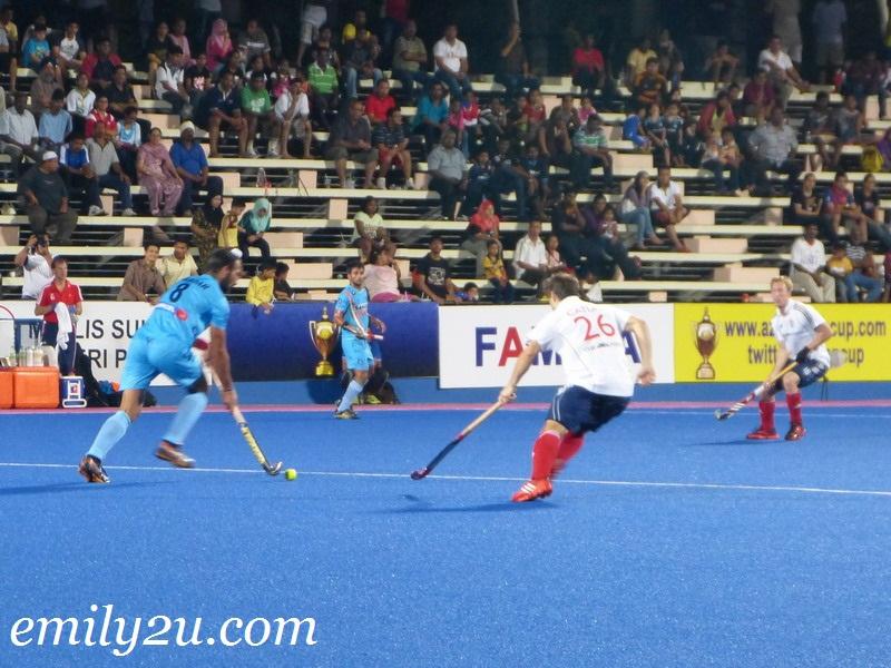 2012 Sultan Azlan Shah Cup - Match 9 - Great Britain vs. India