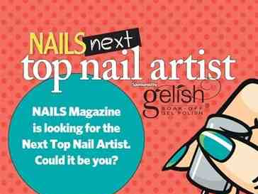 Nails Magazine Next Top Nail Artist