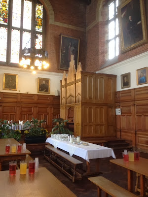 Christ's Hospital Dining Hall
