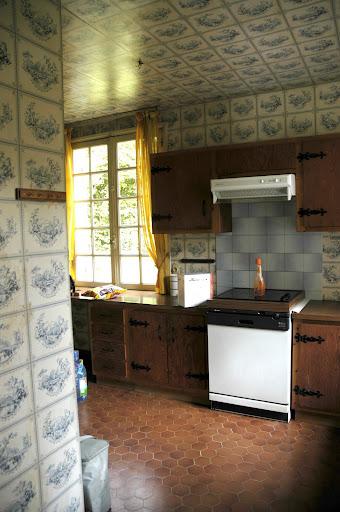 La cuisine : the big chantier ! dans Général