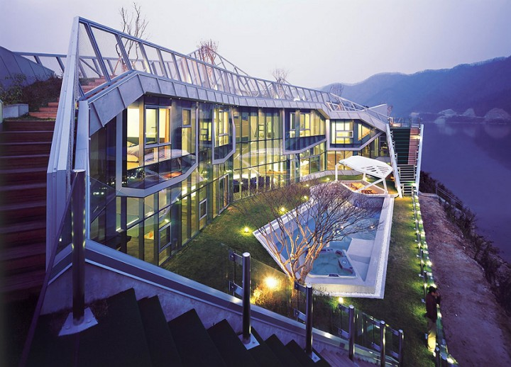 Modern Korean architecture