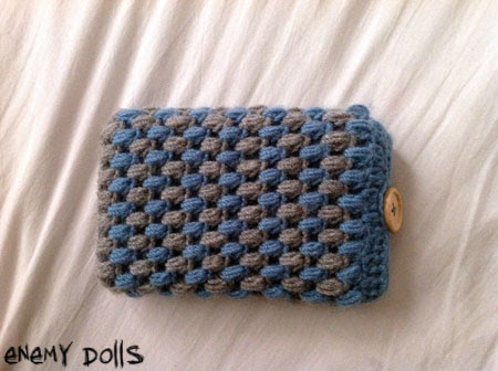 Funda DS a ganchillo - DS crochet cover