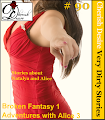 Cherish Desire: Very Dirty Stories #90, Broken Fantasy 1, Natalya, Adventures With Alice 3, Alice, Max, erotica