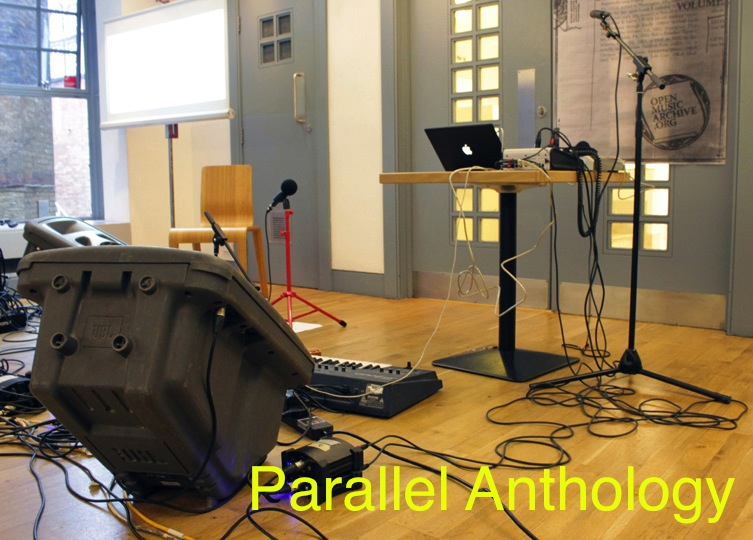 Parallel Anthology Project