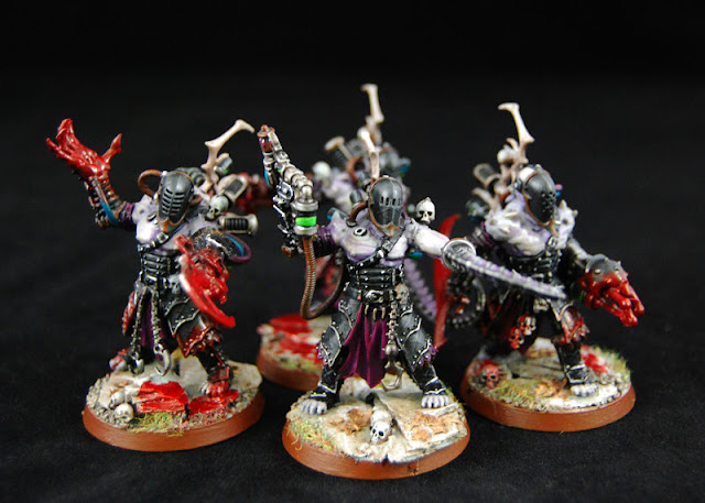 Urien Rakarth, Haemonculi, Wracks and Grotesques DE_Grotesques_Painted_01
