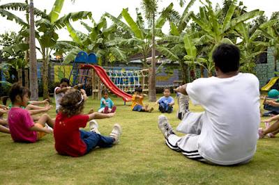 Lingkungan sekolah - 10 tips memilih sekolah untuk TK dan PG