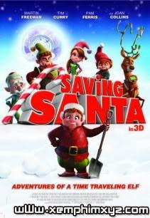 Giải Cứu Ông Già Noel - Saving Santa