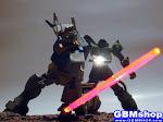 Gundam First Battle / Amuro's First Kill