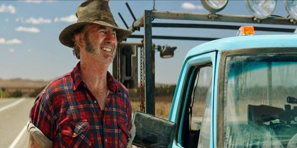 Screen Shot Of Hollywood Movie Wolf Creek 2 (2013) Download And Watch Online Free at Alldownloads4u.Com
