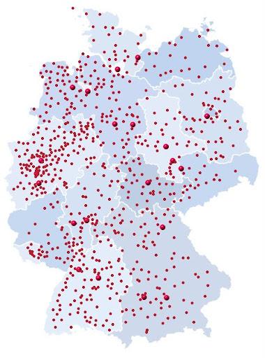 Stacje Cng W Niemczech Cng Lng Gaz Ziemny W Twoim Aucie