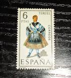Trajes regionales españa -Teruel