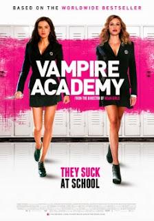 Ver Academia de Vampiros (2014) Gratis Online