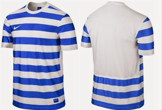 QPR Home kits 2015