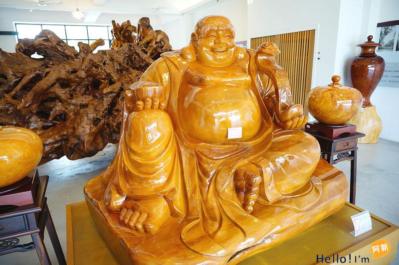 台中龍井景點,希諾奇檜木博物館