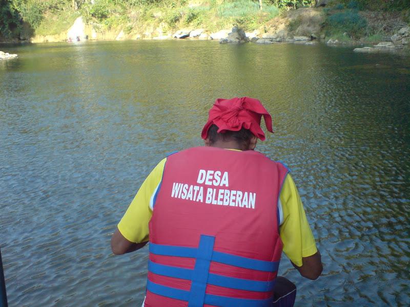 Tour Guide Desa Wisata Bleberan