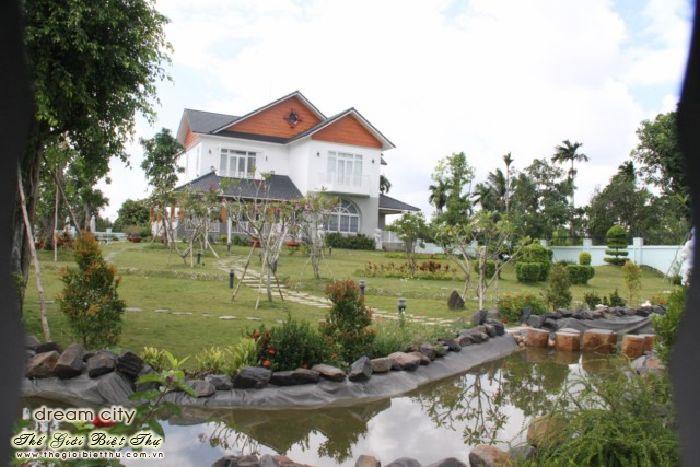 Bán gấp Siêu biệt thự sinh thái Lái Thiêu, Bình Dương – BT54