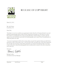 copyright release form for photographers pdf