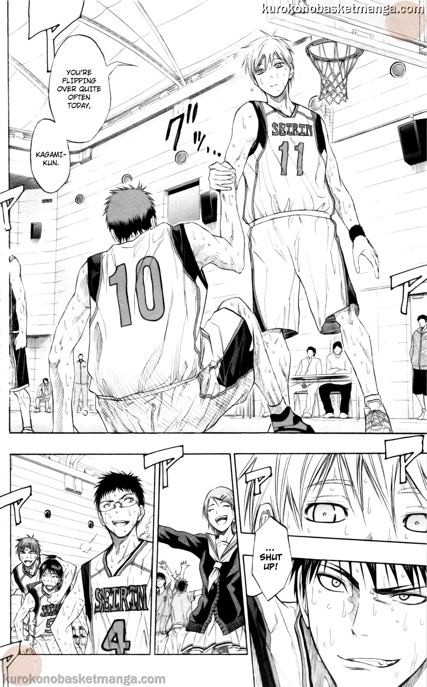 Kuroko no Basket Manga Chapter 83 - Image 18