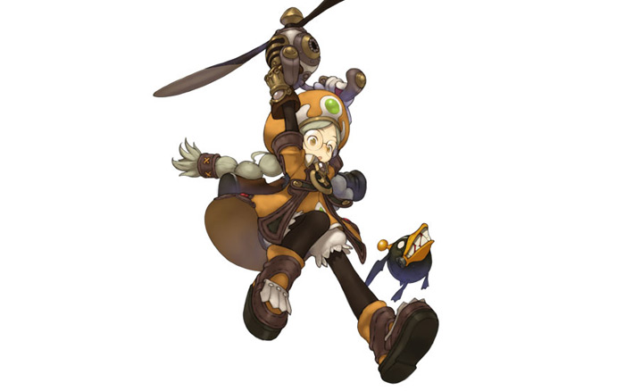 Tạo hình nhân vật trong Dragon Nest