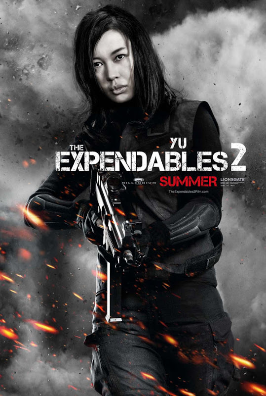 expendables two ver5 xlg The Expendables 2   Galeria de Posters e Trailer.