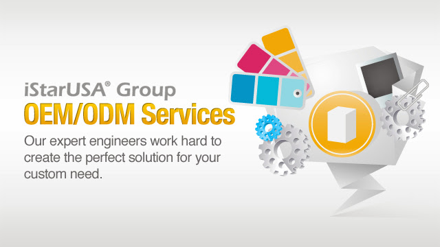 iStarUSA OEM/ODM Services