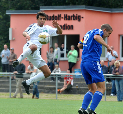 4. Spieltag: TSG Neustrelitz II - FSV Blau-Weiß Greifswald DSC_0268
