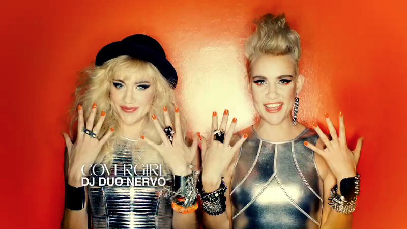 Cover Girl Gets All Easy Breezy With The DJ Duo Nervo