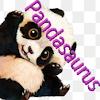 King Pandasaurus