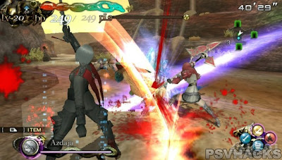 free  Lord of Apocalypse Demo for psp