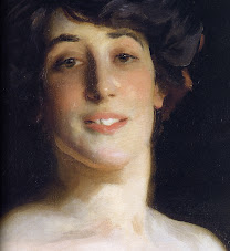 sargent, ena, betty, face, young woman, daughter, lora, confident, sensual, 1901