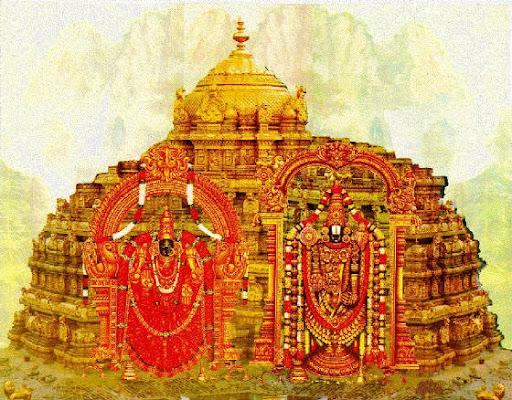 Lord Venkateshwara Image