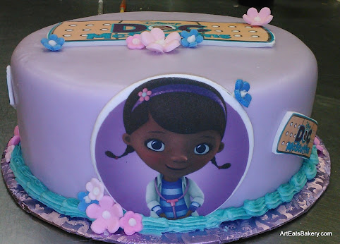 Specialty Girls Birthday Cakes 2 Art Eats Bakery Taylors SC