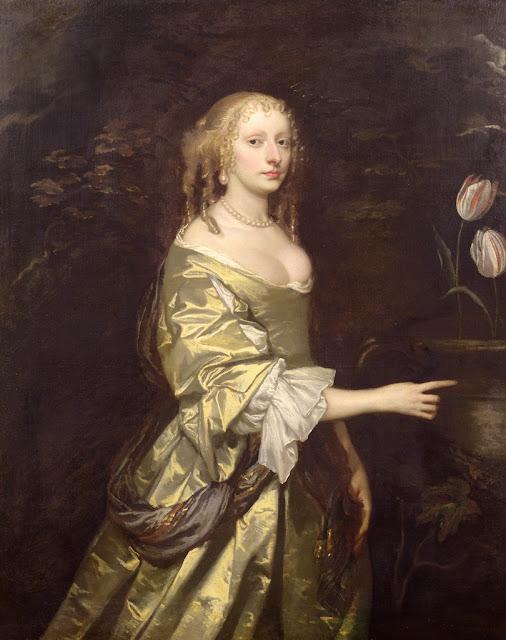 Peter Lely - Elizabeth, Lady Wilbraham