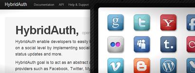 シンプルなOAuth認証ライブラリ「HybridAuth」を試してみた