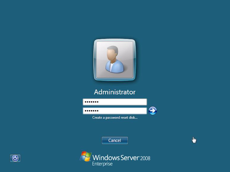 Hướng dẫn cài đặt windows 2008