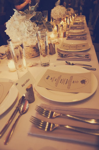 rustic estate table