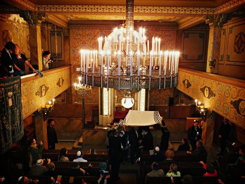 sinagoga credinta bucuresti
