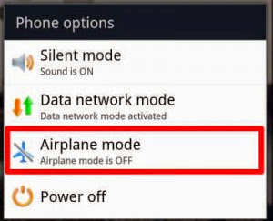 Airplane Mode Fitur Penting Smartphone