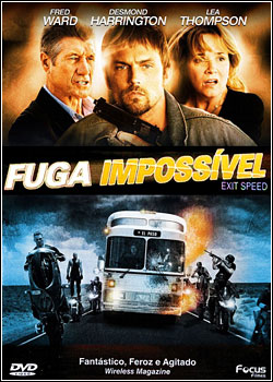 Download Fuga Impossível BRRip RMVB Dublado