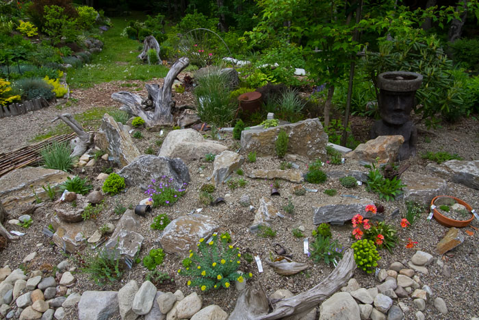 Afficher le sujet le jardin baroque - Jardin de rocaille et jardin alpin enidees inspirantes ...