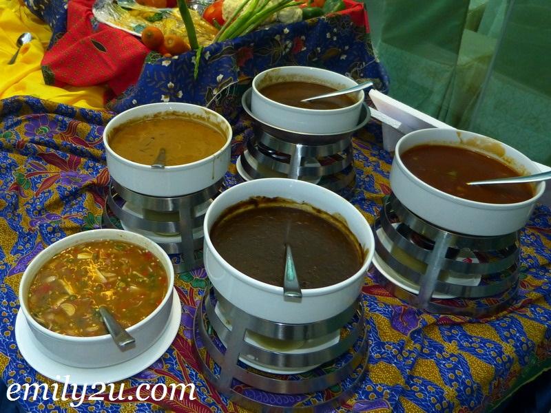 Kinta Riverfront buffet Ramadan